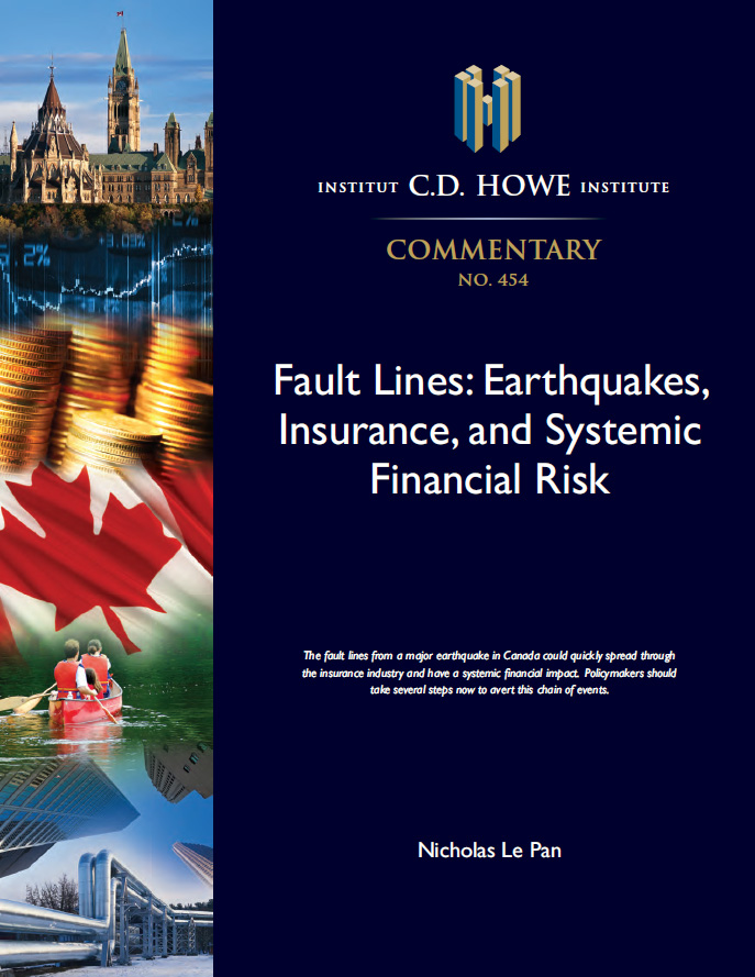 Commentary No.454 - Fault Lines: Earthquakes, Insurance, and Systemic Financial Risk