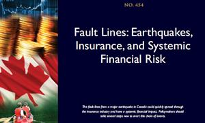 Fault Lines: Earthquakes, Insurance, and Systemic Financial Risk