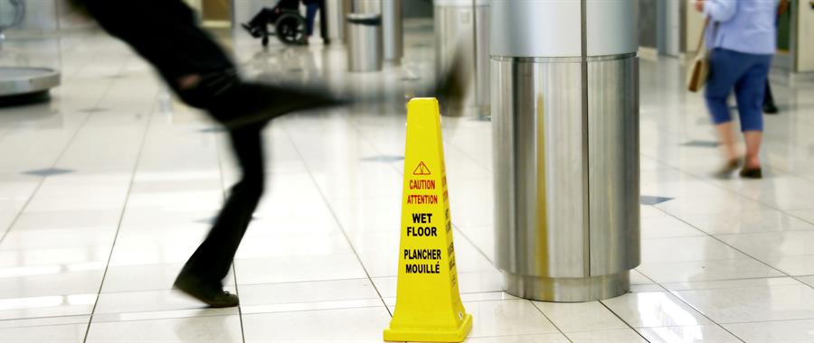 Occupiers' Liability – Slips, Trips and Falls