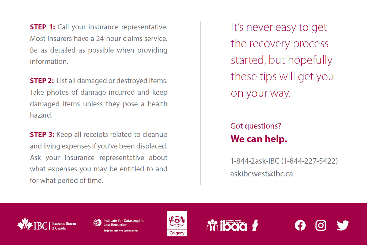 Has Your Home been Damaged?