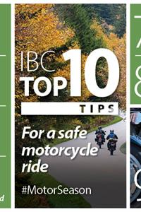 Motorcyclists: It is time to get ready to ride