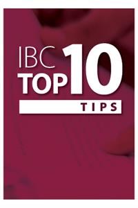Posters – IBC Top 10 Tips